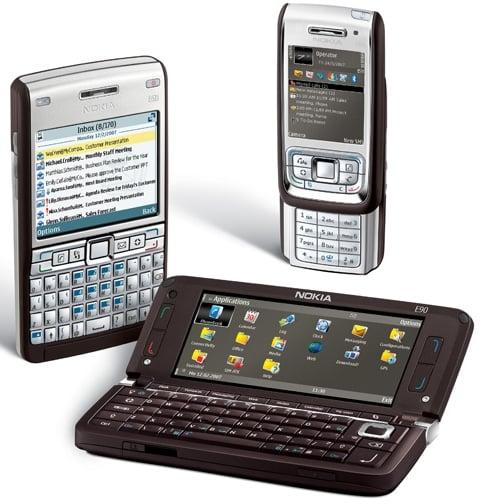 Nokia e61i review