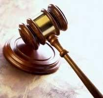 lawsuit gavel