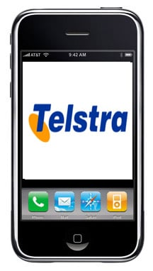 iPhone coming to Australia, possibly Telstra?