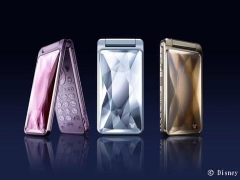 Disney Mobile announces Sharp DM002SH for Japan