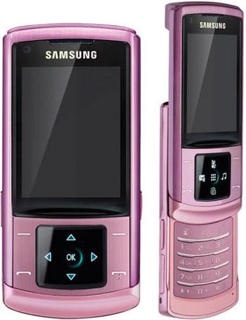 Pink Samsung Soul lands in UK