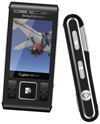 Sony Ericsson C905: the five-minute fiddle