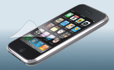 Targus Screen Protector with Clear View technology