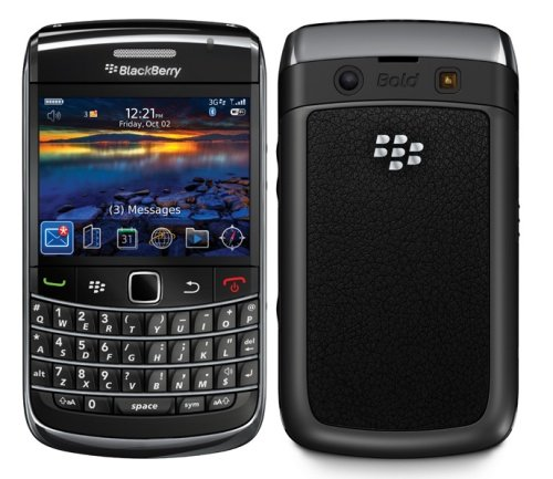 BlackBerry Bold 9700 OS Update