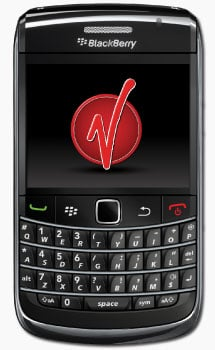 Virgin Mobile Live for BlackBerry