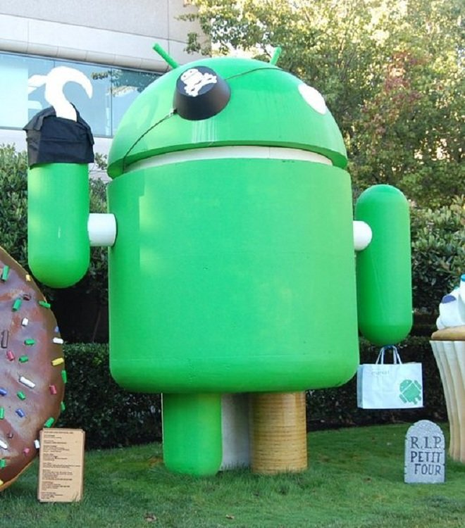 The Android License Server is a good way to fight piracy, Google said