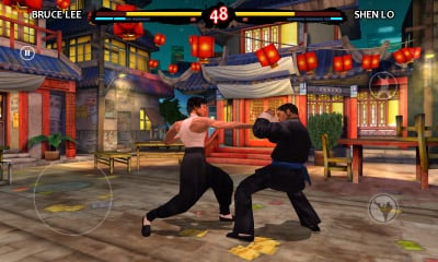 Bruce Lee Dragon Warrior hits the Samsung Apps; Available as a free download for the Wave!