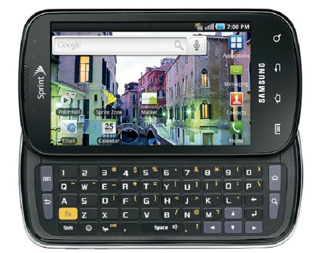 Android Samsung Epic 4G for Sprint is available for preorder