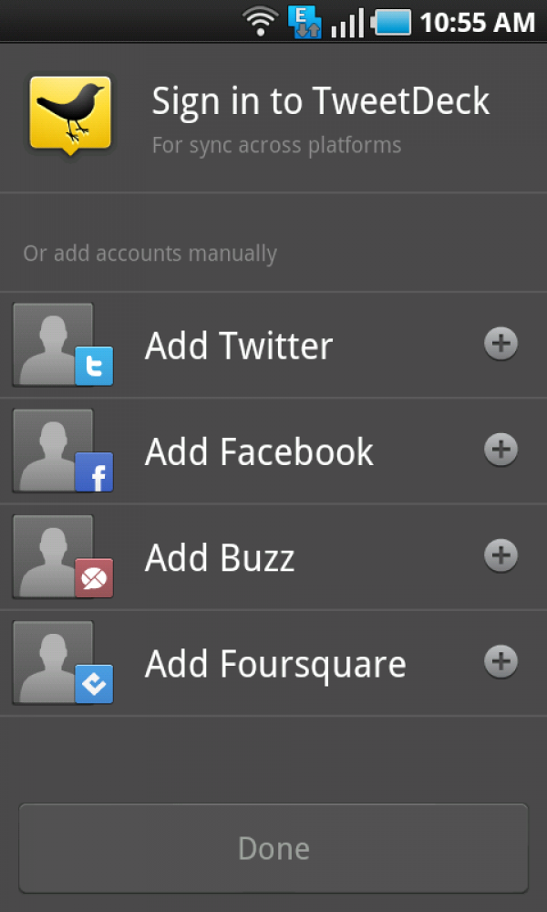 TweetDeck Android