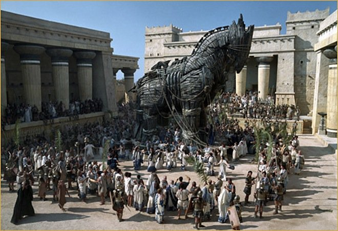 Android trojan horse virus discovered