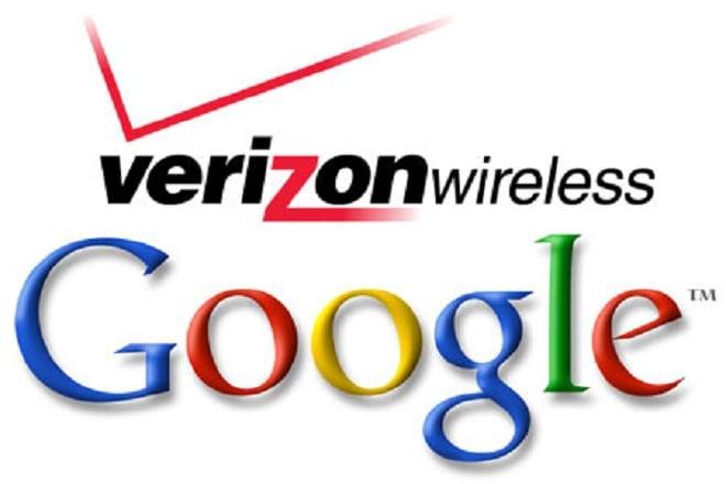 Verizon and Google