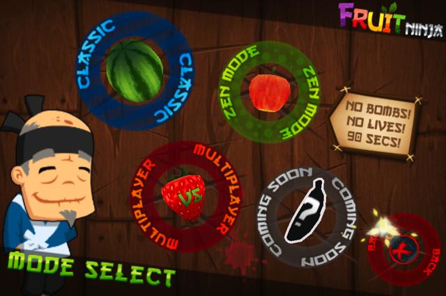 ninja fruit game play online