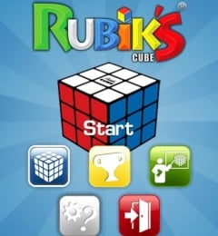 Rubik's Cube for BlackBerry