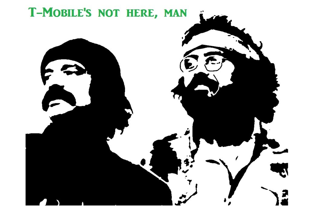 Marijunana content had nothing to do with T-Mobile blocking texts