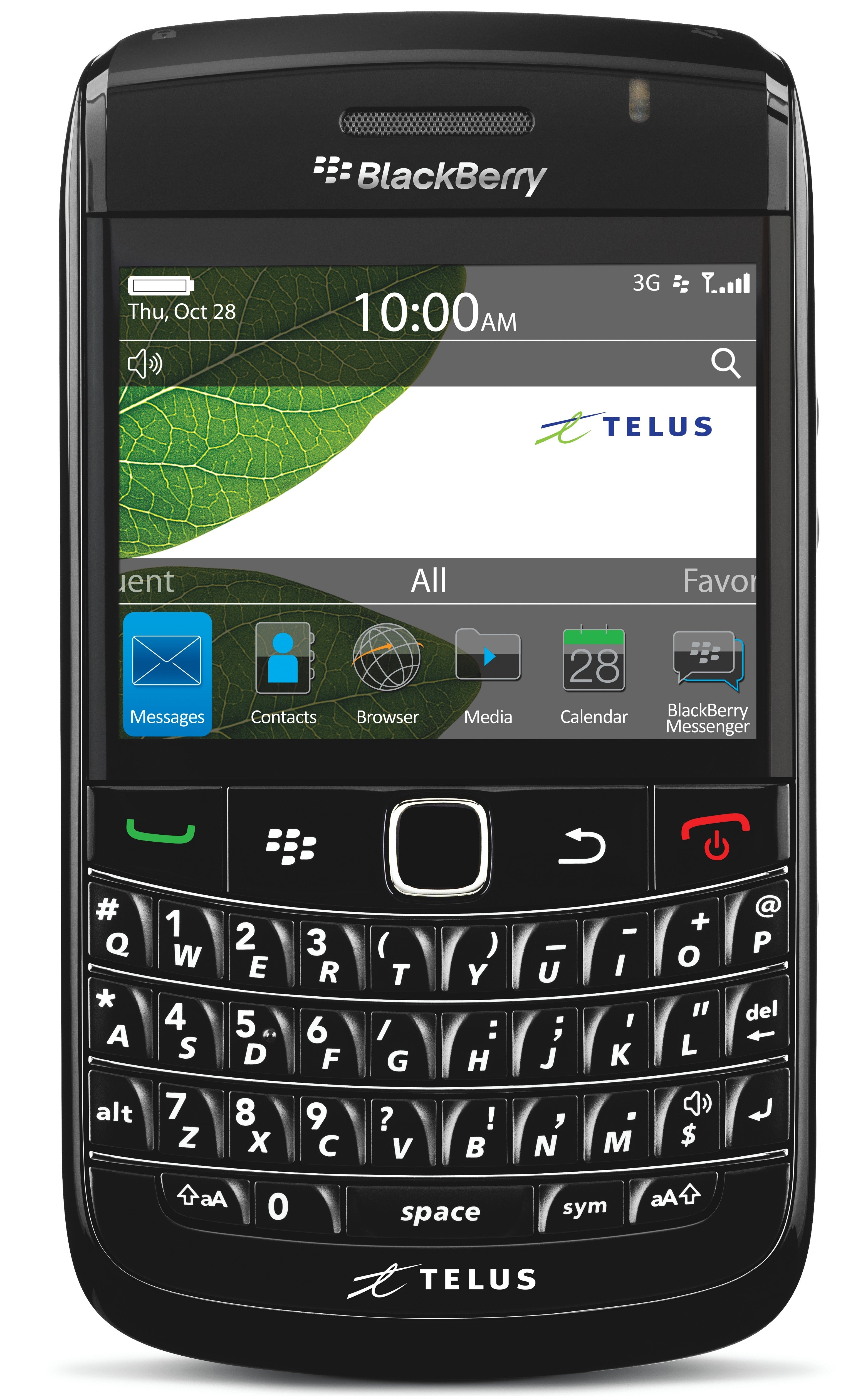 BlackBerry-9780-Telus