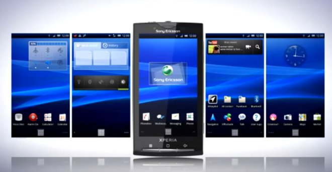 Sony Ericsson Xperia X10 2.1 Promo Video Hints at Release