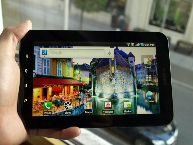 Best Buy to offer WiFi-only Galaxy Tab for $499
