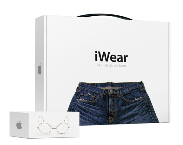 Apple Steve Jobs iWear Halloween costume