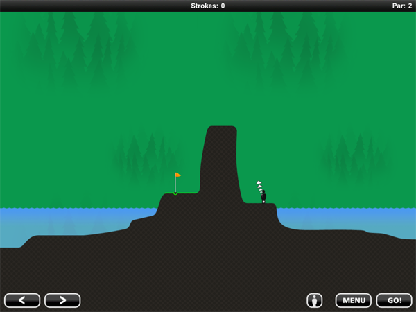 Stick Golf HD for iPad
