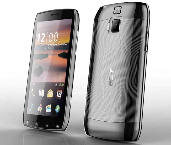Acer-Smartphone