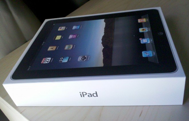 Apple iPad accounted for 95% of tablet sales last quarter