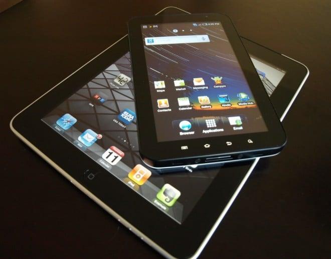 "NVIDIA says Google a ""little behind"" Apple on tablets"