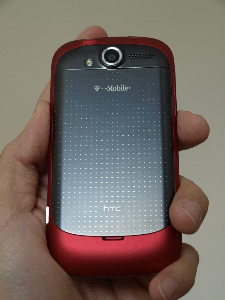 T-Mobile myTouch 4G with HSPA+ and Android 2.2