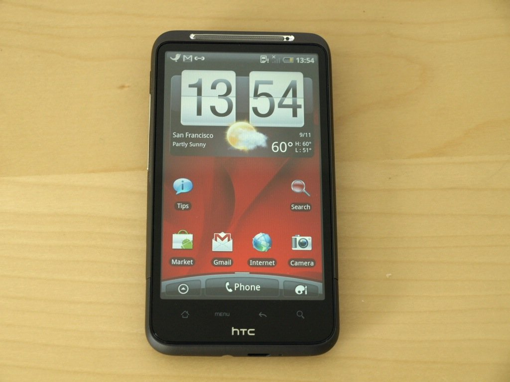 HTC Desire HD gets update but it\'s not Gingerbread