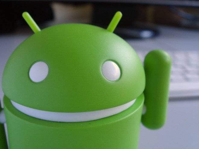 Android code may be directly copied from Java