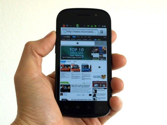 Google Nexus S random reboot bugs fixed soon