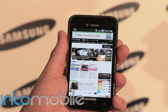 Samsung Galaxy S 4G Media Hub gets carrier billing