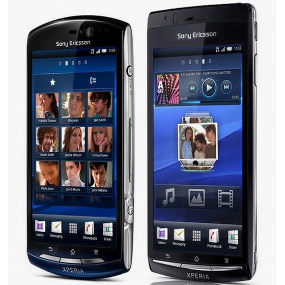 sony ericsson xperia neo android. Sony Ericsson Xperia Neo