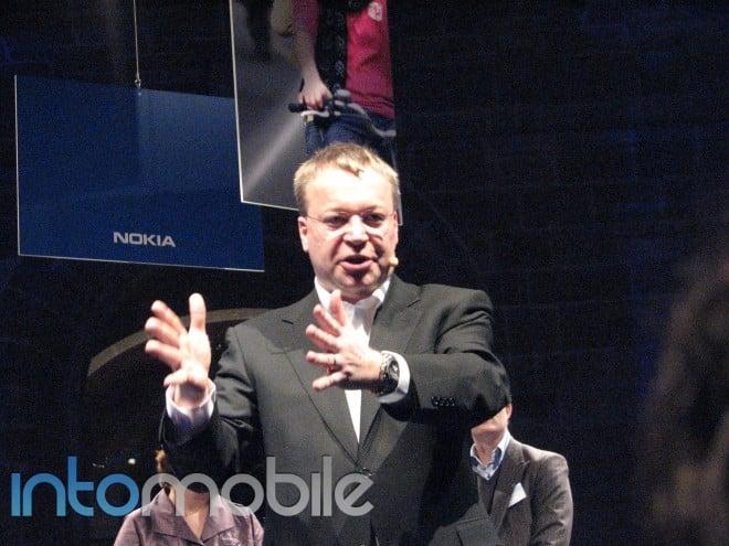Nokia CEO: We\'re already working on Windows Phone 7