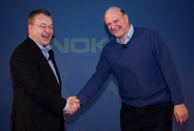 Nokia, Windows Phone 7 deal 'on schedule'