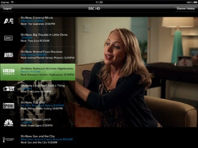 Time Warner iPad app leads to court case with Viacom