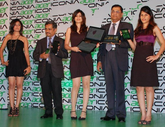 Acer launches Iconia Smart, Iconia Tab 100 and Iconia Tab 500 in India