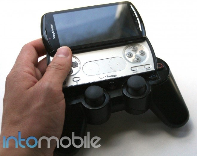 Review:Verizon Verizon Xperia Play