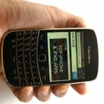 BlackBerry Bold 9900 preview