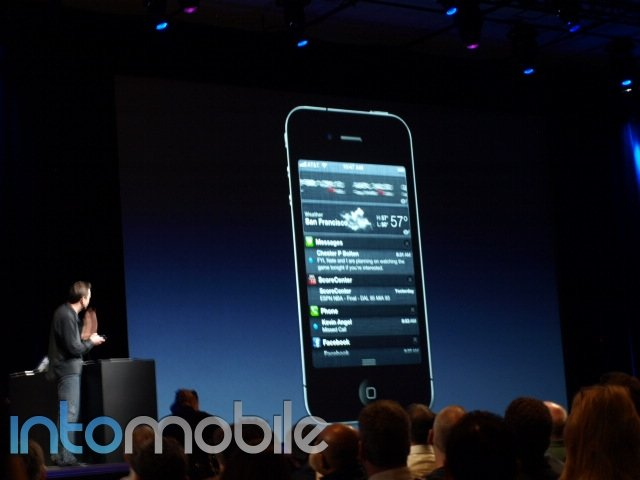 Apple iOS 5.0 borrow from other platforms
