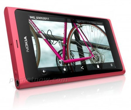 Is this the Nokia N9?