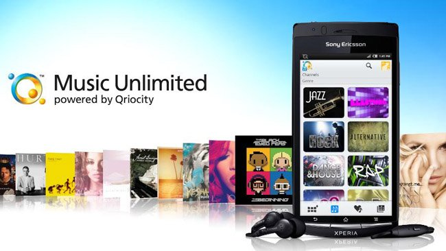 Sony launches Music Unlimited app for Android in 9 countries
