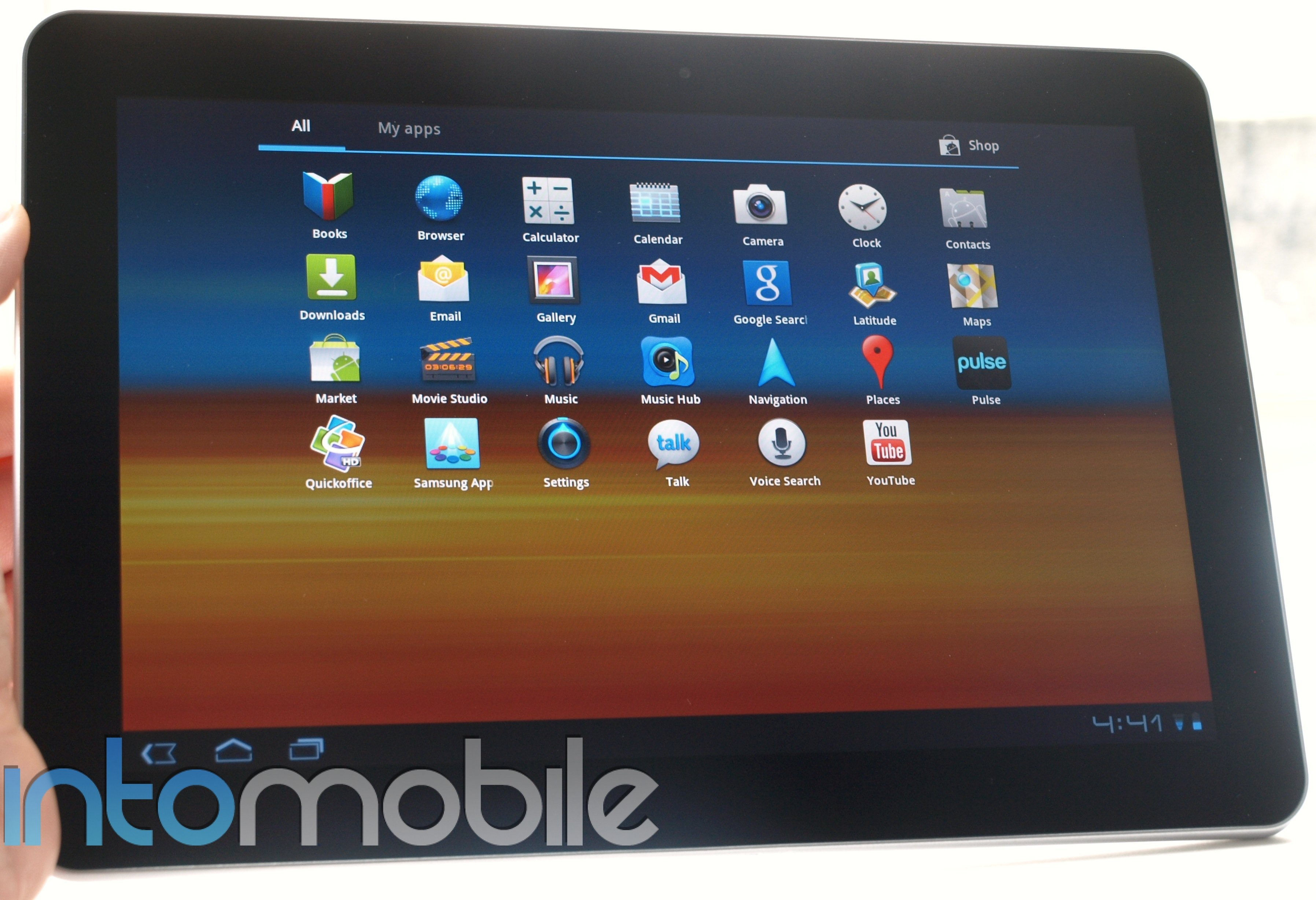 Review: Samsung Galaxy Tab 10.1 WiFi