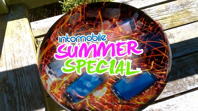 IntoMobile's Summer Special: Cooking and BBQ