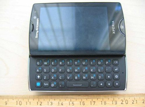 Sony Ericsson Xperia Mini Pro visits FCC on its way to the U.S. market?