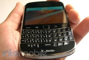 T-Mobile BlackBerry Bold 9900 review