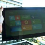 Hands-on: Windows 8 tablet at BUILD 2011