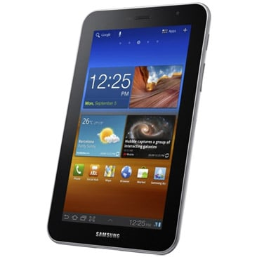 Samsung Galaxy Tab 7.0 Plus to cost 499 EUR in Europe