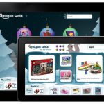 Amazon Santa app launched for Kindle Fire, iPad