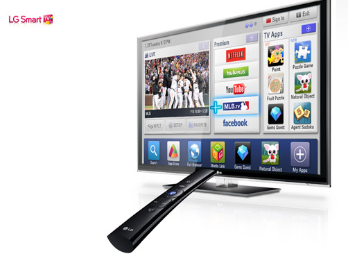 LG to unveil a Google TV product at CES