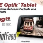 Low-cost ZTE Optik tablet hitting Sprint on February 5th